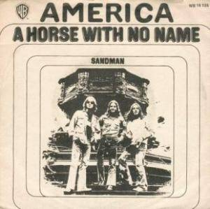 America: Horse With No Name, A - Cover