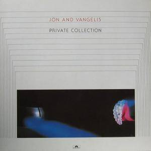 Cover - Jon & Vangelis: Private Collection