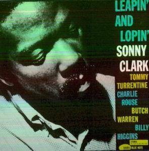 Sonny Clark: Leapin' And Lopin' - Cover