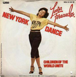 Cover - Luisa Fernandez: New York Dance