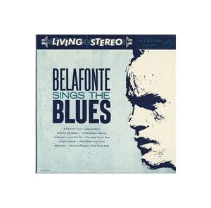 Harry Belafonte: Belafonte Sings The Blues - Cover
