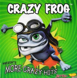 Cover - Crazy Frog: More Crazy Hits