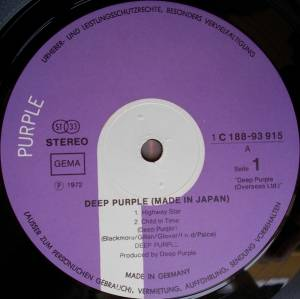 Deep Purple: Made In Japan (2-LP) - Bild 6