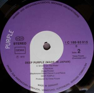 Deep Purple: Made In Japan (2-LP) - Bild 7