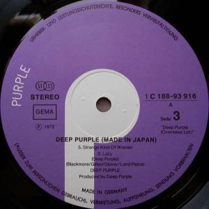 Deep Purple: Made In Japan (2-LP) - Bild 8