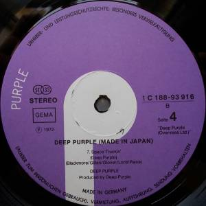 Deep Purple: Made In Japan (2-LP) - Bild 9