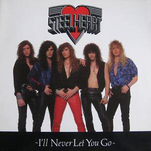 Cover - Steelheart: I'll Never Let You Go