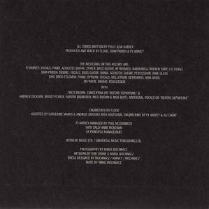 PJ Harvey: White Chalk (CD) - Bild 3