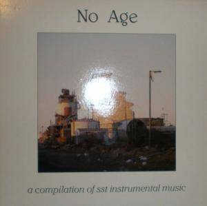 No Age - A Compilation Of SST Instrumental Music - Cover