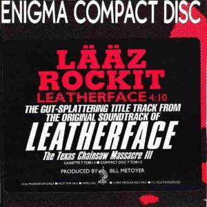 Cover - Lääz Rockit: Leatherface