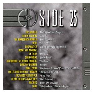 D Side 25 - Cover