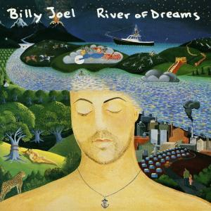 Billy Joel: River Of Dreams - Cover