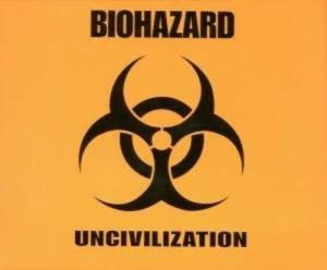 Biohazard: Uncivilization - Cover