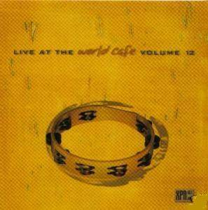 Cover - Martin Sexton: World Cafe (WXPN) - Live At The World Cafe Vol. 12