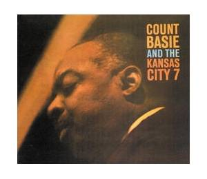 Count Basie & Kansas City 7: Count Basie And The Kansas City 7 - Cover