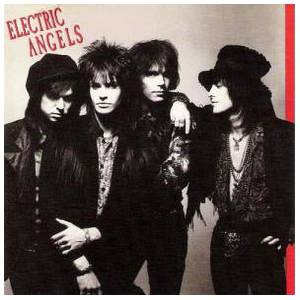Electric Angels: Electric Angels - Cover