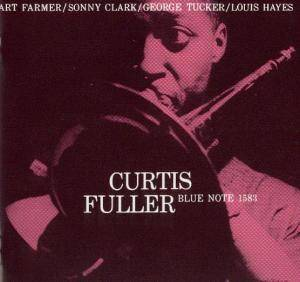 Cover - Curtis Fuller: Curtis Fuller Vol. 3