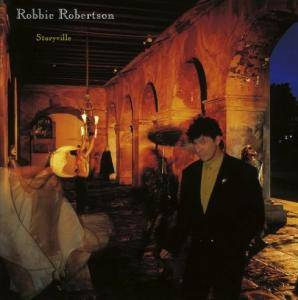 Cover - Robbie Robertson: Storyville