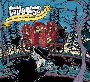 Calabrese: Traveling Vampire Show, The - Cover