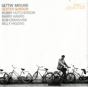 Cover - Dexter Gordon: Gettin' Around
