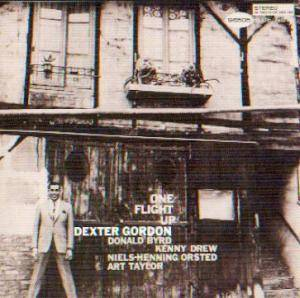 Cover - Dexter Gordon: One Flight Up