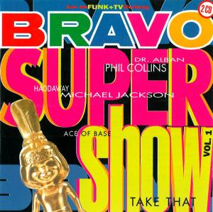 Cover - Take That Feat. Lulu: Bravo Supershow Vol. 1