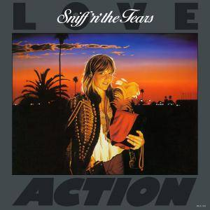 Sniff 'n' The Tears: Love/Action - Cover