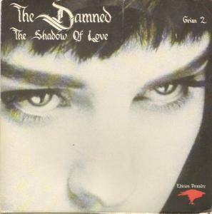 The Damned: Shadow Of Love, The - Cover