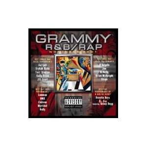 Grammy R&B/Rap Nominees 2001 - Cover