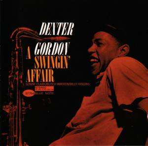 Cover - Dexter Gordon: Swingin' Affair, A