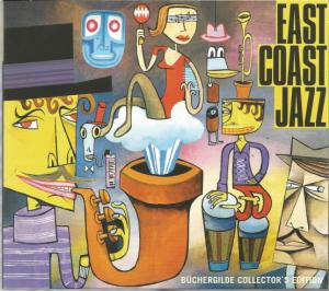 East Coast Jazz - Cover