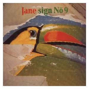 Jane: Sign No 9 - Cover