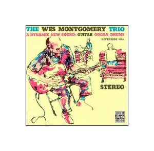 The Wes Montgomery Trio: Dynamic New Sound, A - Cover
