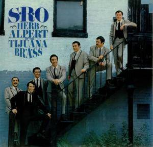 Cover - Herb Alpert & The Tijuana Brass: S R O