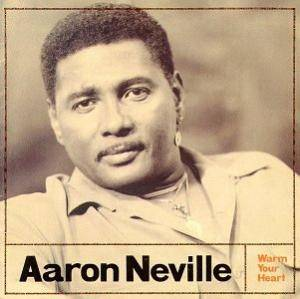 Aaron Neville: Warm Your Heart - Cover
