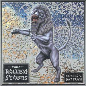 The Rolling Stones: Bridges To Babylon - Cover