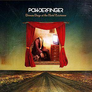 Cover - Powderfinger: Dream Days At The Hotel Existence