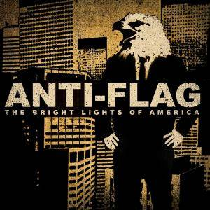 Anti-Flag: Bright Lights Of America, The - Cover