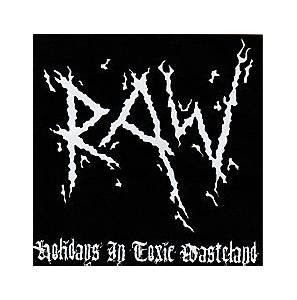 Cover - Raw: Holidays In Toxic Wasteland