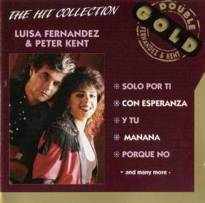 Cover - Luisa Fernandez & Peter Kent: Hit Collection, The