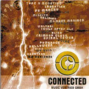 Connected - Popkomm 1999 - Cover