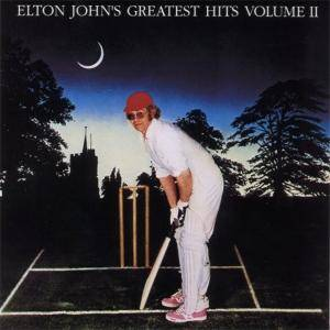Elton John: Greatest Hits Volume II - Cover