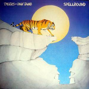 Tygers Of Pan Tang: Spellbound - Cover