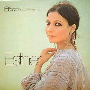 Esther Ofarim: Esther - Cover