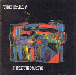 The Fall: Extricate - Cover