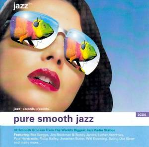 Jazzfm Records Presents: Pure Smooth Jazz - Cover