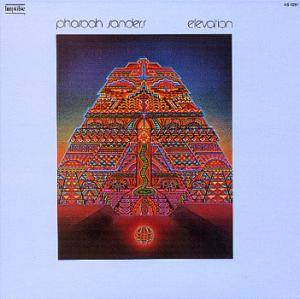 Cover - Pharoah Sanders: Elevation