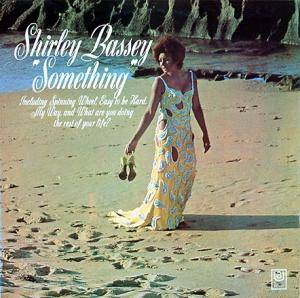 Shirley Bassey: Something - Cover
