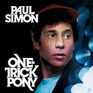 Paul Simon: One-Trick Pony - Cover