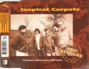 Cover - Inspiral Carpets: Peel Sessions, The